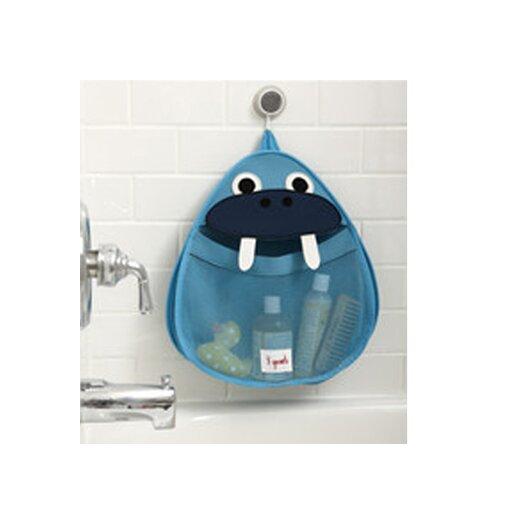 3 Sprouts Walrus Bath Storage Caddy