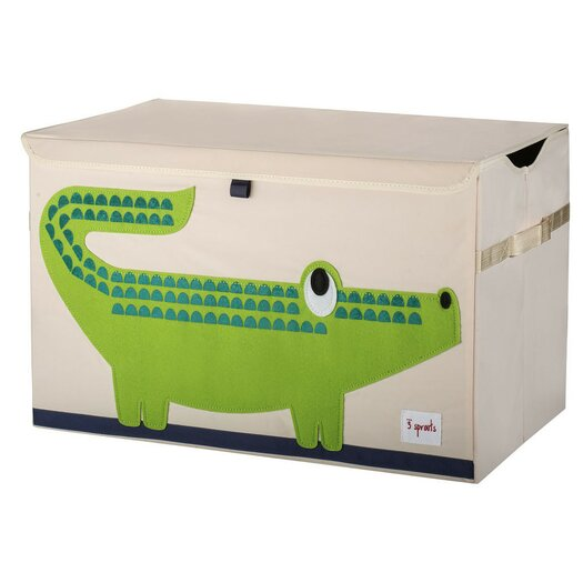 Crocodile Toy Chest