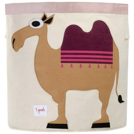 3 Sprouts Camel Toy Storage Bin