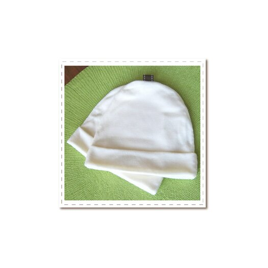 Satsuma Designs LLC Bamboo Jersey Infant Hat in Natural