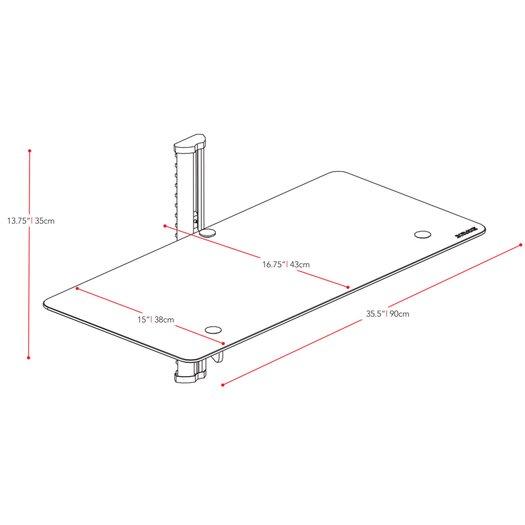 dCOR design Component Wall Shelf
