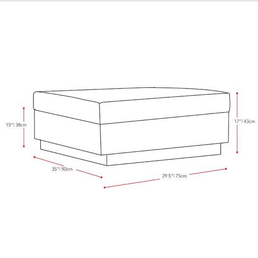 dCOR design Beach Grove Park Terrace 6 Piece Deep Seating Group with Cushions