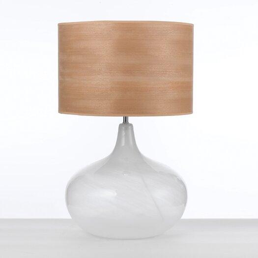 "AF Lighting Playa 27"" H Table Lamp with Drum Shade"