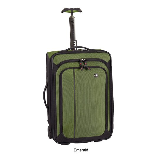"Victorinox Travel Gear Werks Traveler 4.0 20"" Rolling Carry On"