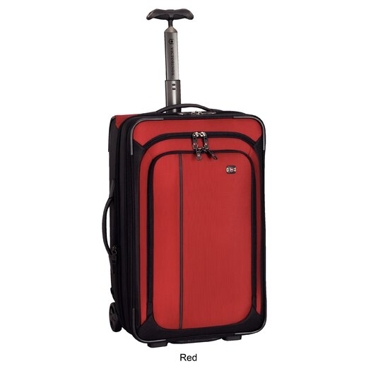 """Victorinox Travel Gear Werks Traveler 4.0 24"""" Expandable Rolling Upright"""