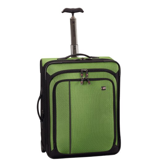"""Victorinox Travel Gear Werks Traveler 4.0 20"""" Extra Capacity Rolling Carry On"""