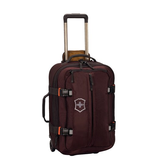 """Victorinox Travel Gear CH-97 2.0 22"""" Expandable Wheeled Carry On"""