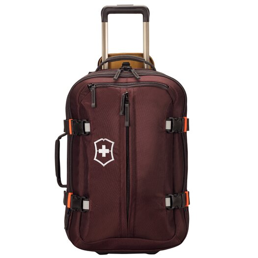 "Victorinox Travel Gear CH-97 2.0 22"" Expandable Wheeled Carry On"