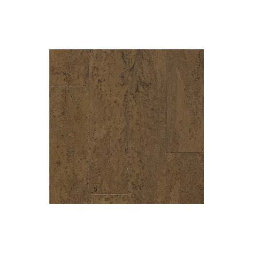 """US Floors Almada 4-1/8"""" Engineered Cork Flooring in Nevoa Coco"""