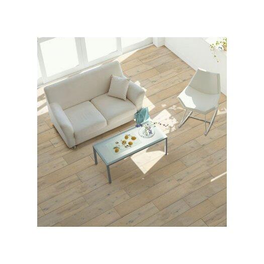 """US Floors Navarre 7-1/2"""" Smooth Rustic Engineered Oak Flooring in Montauban"""