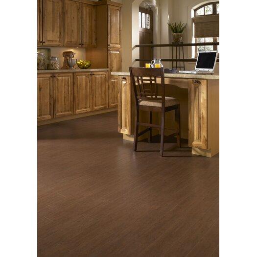 "US Floors Almada 4-1/8"" Engineered Cork Flooring in Fila Café"