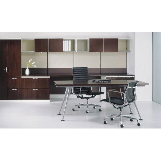 Herman Miller ® Eames Aluminum Group Executive Chair