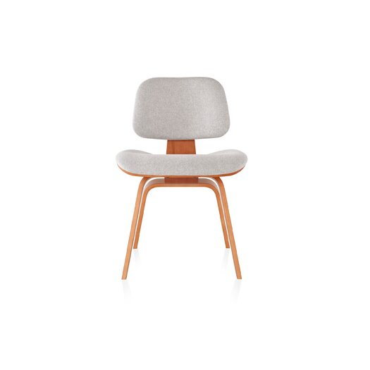 Herman Miller ® Eames Molded Plywood Dining Chair with Wood Base