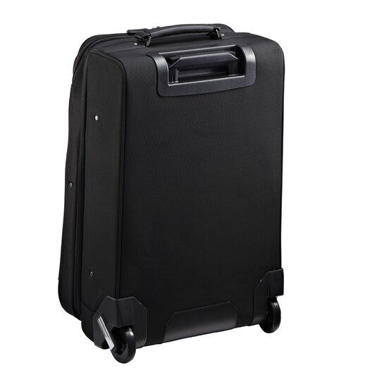 "Zero Halliburton Profile 22.5"" Carry-on Suitcase"