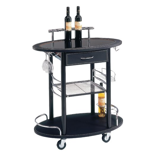 New Spec Inc Serving Cart I