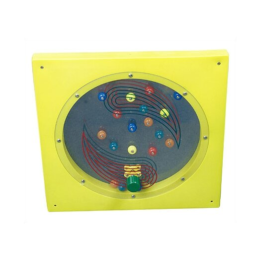 Anatex Flipper Wall Panel Toy