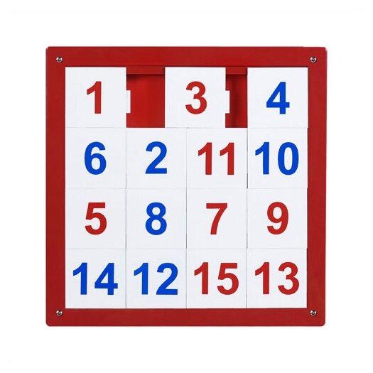 Anatex Number Puzzle Panel 1-15