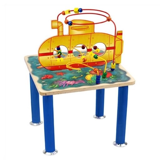 Anatex Submarine Rollercoaster Table