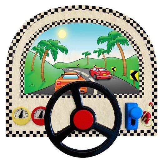 Anatex Dashboard Driving Wall Panel
