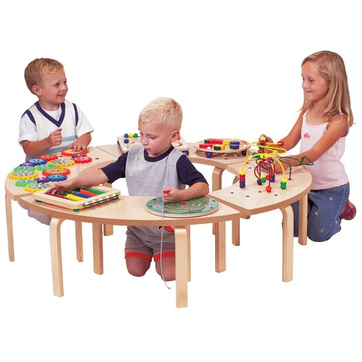 Anatex Circle of Fun Table