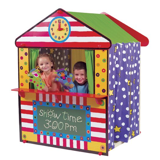 ALEX Toys My Playhouse Theatre (Fabric Sides)