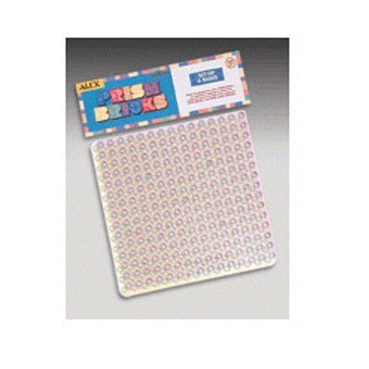 ALEX Toys Prism Bases 4-pk 9x9 Polybag