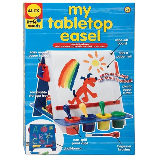 ALEX Toys My Tabletop Easel
