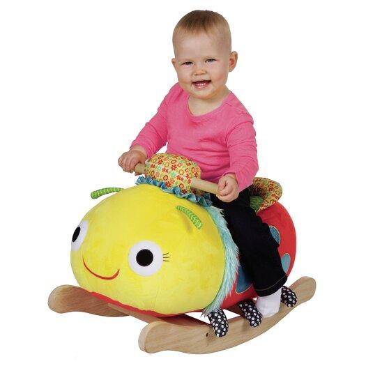 ALEX Toys Whimsy Bug Rocker