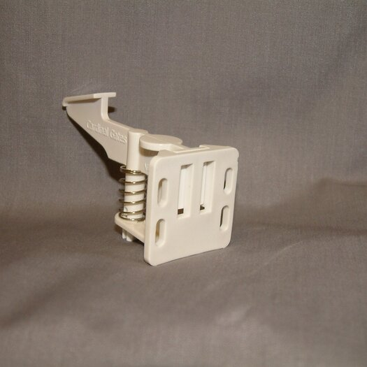 Cardinal Gates Safety Drawer and Cabinet Latch in White (4 pack)