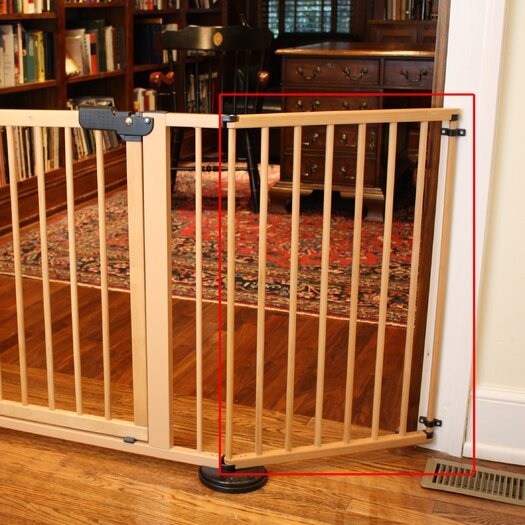 "Cardinal Gates 20"" Extension for VersaGate Wood"