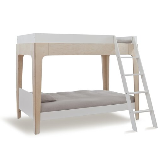 Oeuf Perch Twin over Twin Bunk Bed