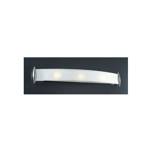 PLC Lighting Scroll 3 Light Vanity Light