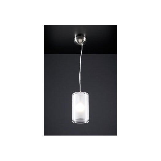 PLC Lighting Damask 1 Light Mini Pendant