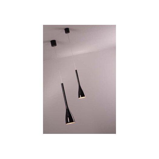 PLC Lighting Pius 1 Light Mini Pendant