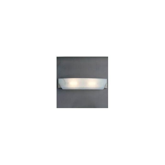 PLC Lighting Cirrus 2 Light Wall Sconce