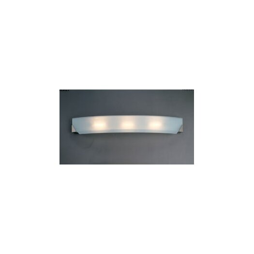 PLC Lighting Cirrus 3 Light Wall Sconce
