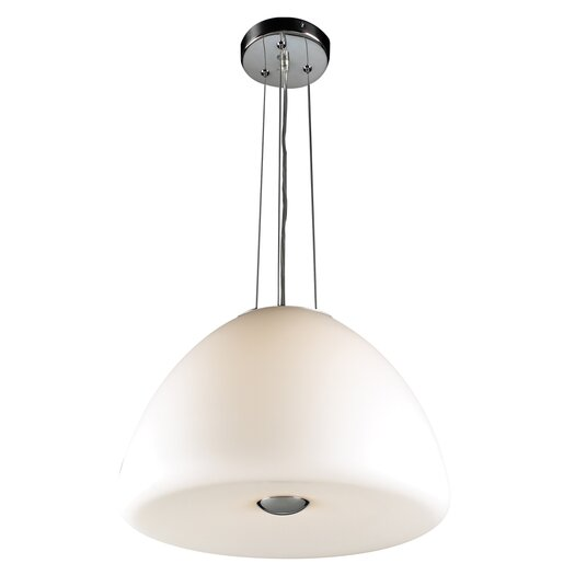 PLC Lighting Strata 1 Light Pendant