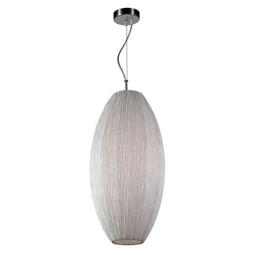 PLC Lighting Melrose 1 Light Pendant
