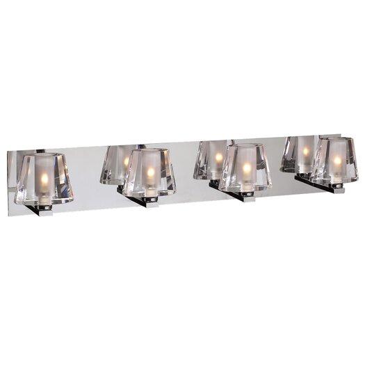 PLC Lighting Cheope 4 Light Vanity Light