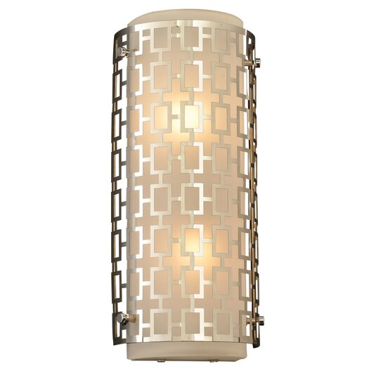 PLC Lighting Ethen 2 Light Wall Sconce
