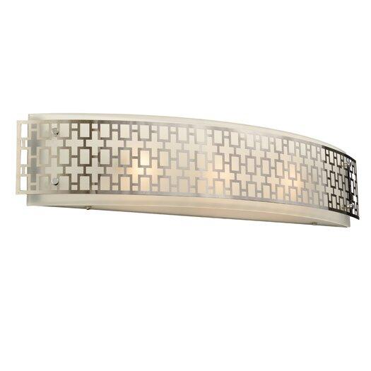 PLC Lighting Ethen 3 Light Bath Vanity Light