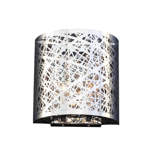 PLC Lighting Nest 2 Light Wall Sconce