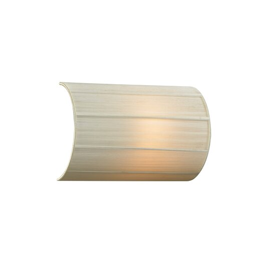 PLC Lighting Ellipse-I 1 Light Wall Sconce