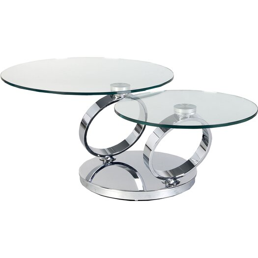Bellini Modern Living Solar Coffee Table