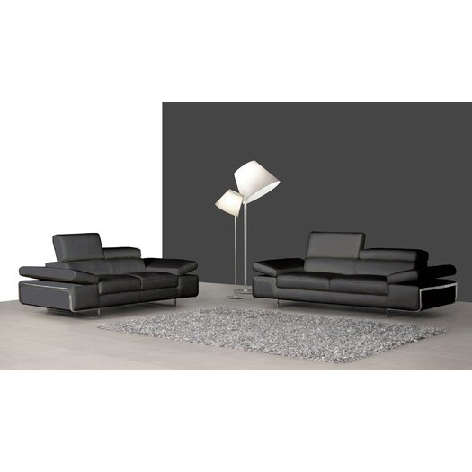 Bellini Modern Living Bocca Loveseat