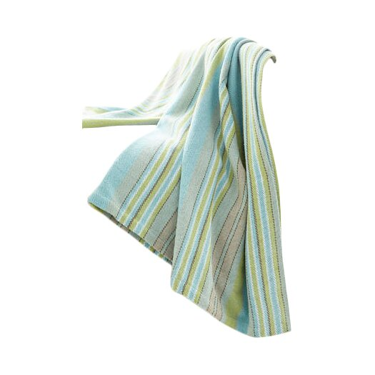 Dash and Albert Rugs Aquinnah Woven Cotton Throw Blanket