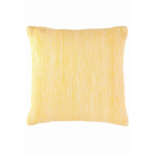 Dash and Albert Rugs Fresh American Mingled Polypropylene Pillow