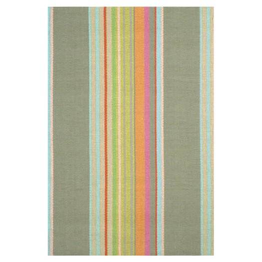 Dash and Albert Rugs Woven Stone Soup Outdoor Area Rug