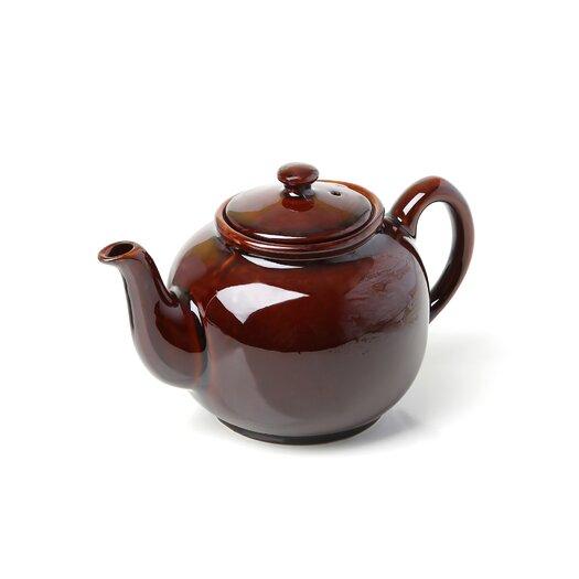 Fox Run Craftsmen 2.5-qt. Peter Sadler Teapot in Brown