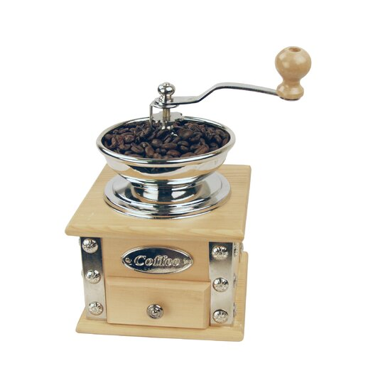 Fox Run Craftsmen Classic Manual Coffee Grinder